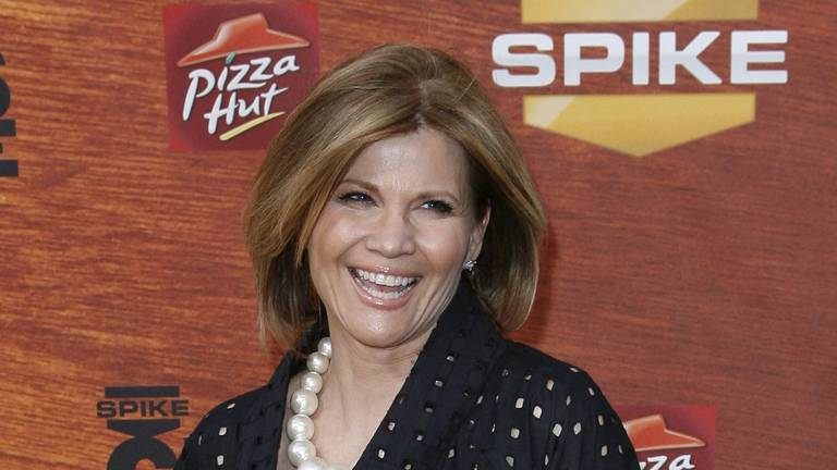 An image that illustrates this article Markie Post dead at 70: veteran TV actor of 'Night Court' dies following cancer battle