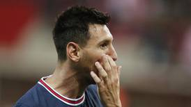 Lionel Messi's PSG debut - in pictures