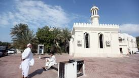 Al Zaab neighbourhood in Abu Dhabi