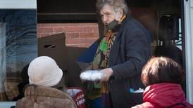 Leningrad siege survivor refuses to let coronavirus stop her mission