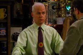7 of Gunther's most memorable 'Friends' moments