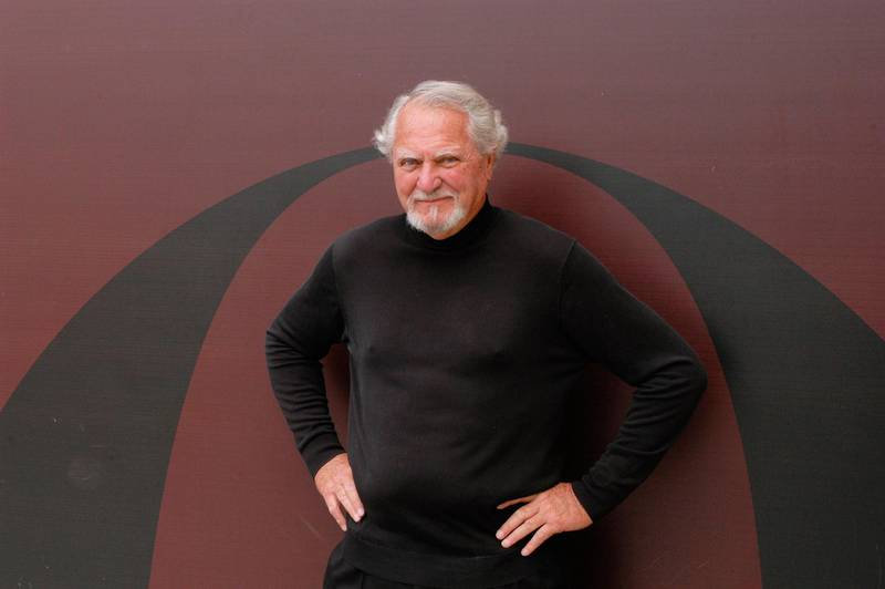 PARIS - SEPTEMBER 13: American author Clive Cussler poses while on a visit to Paris,France on the 13th of September 2004.(Photo by Ulf Andersen/Getty Images)