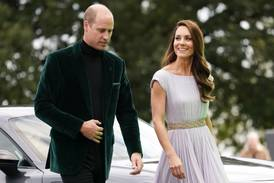 Kate and William make green style choices at Earthshot Prize ceremony