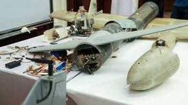 Saudi Arabia intercepts Houthi drone that targeted residential area