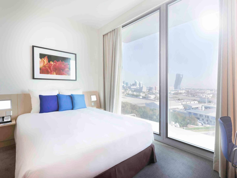Novotel Abu Dhabi Al Bustan guest room. Courtesy: Accor Hotels