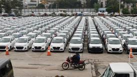 India's car industry faces unprecedented slump amid Covid-19 restrictions