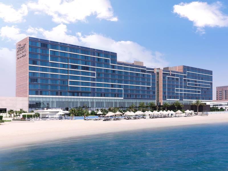 A handout photo of Fairmont Bab Al Bahr, Abu Dhabi (Courtesy: Fairmont Hotels & Resorts)