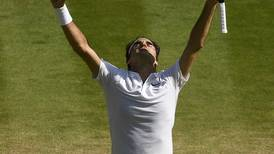 Roger Federer: 'I knew I was in so much trouble' in Wimbledon close call