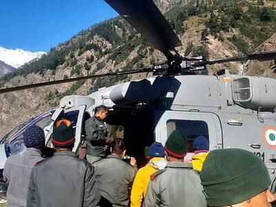 Extreme weather hits Indian Himalayas