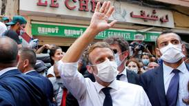 Macron pushes hard for corruption-free Lebanese government