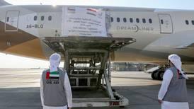 UAE sends more aid to Tajikistan in coronavirus fight
