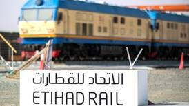 Etihad Rail signs deal with AGIS to transport its steel products