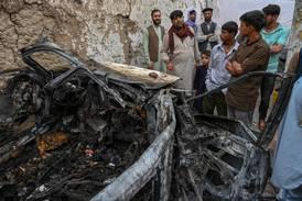 US military admits Kabul drone strike killed 10 Afghan civilians