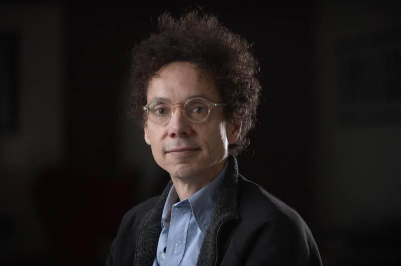 DWYE44 Berlin, Germany, U.S. author Malcolm Gladwell in portrait. Alamy