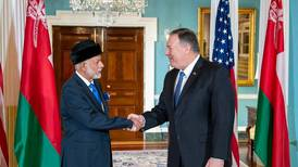 US and Oman agree political solution needed in Yemen