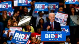 How will 'President Joe Biden' deal with the Middle East?