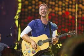 Coldplay's Chris Martin to perform at Armani's One Night Only Dubai event