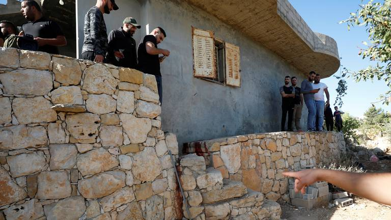An image that illustrates this article Israeli forces kill at least five Palestinians in the West Bank