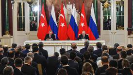 Russia calls on Iran and Turkey to help return Syrian refugees