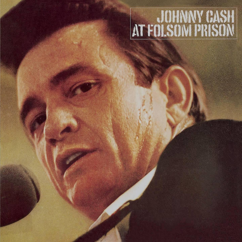 Johnny Cash at Folsom Prison. Courtesy Sony Legacy