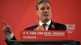 Britain's Labour Party names Keir Starmer as new leader