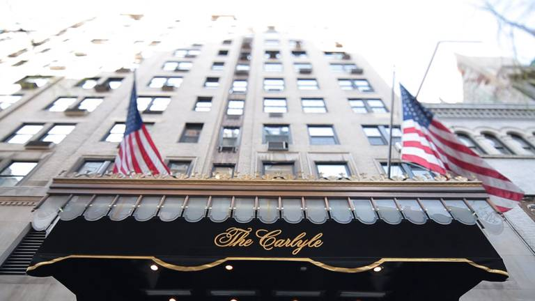 An image that illustrates this article Inside The Carlyle: the hyper-private New York hotel hosting Harry and Meghan