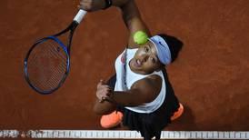 Naomi Osaka hits back at critics after thrilling comeback win in Stuttgart