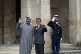 Strengthening ties between France and the UAE