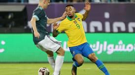 Gabriel Jesus Q&A: Brazil striker on Man City, Mohamed Salah and facing South Korea in Abu Dhabi