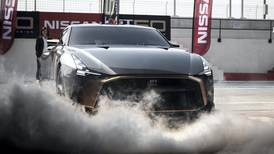 Nissan's Dh4m GT-R50 makes Middle East debut in Dubai – in pictures