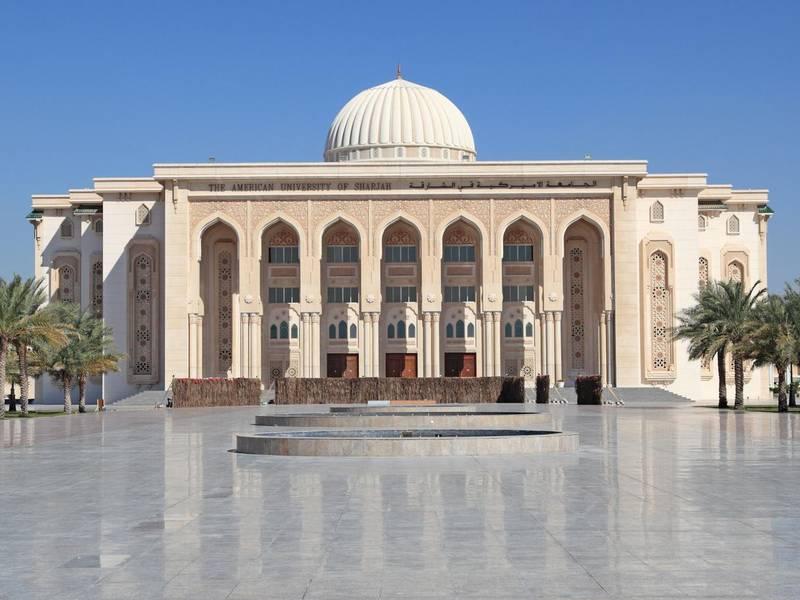 E01MK2 The American University of Sharjah, United Arab Emirates