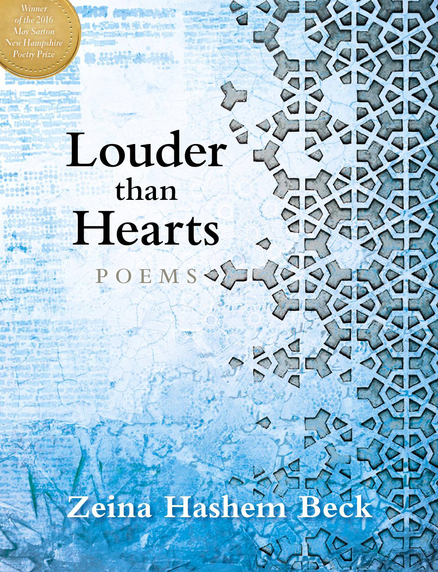 A handout book cover image of Louder than Hearts by Zeina Hashem Beck (Courtesy: Bauhan Publishing) *** Local Caption ***  rv10ju-books-beck02.jpg