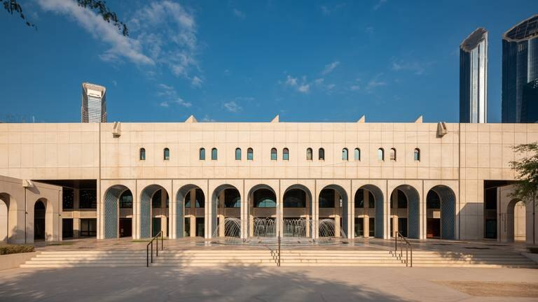 An image that illustrates this article Abu Dhabi's Cultural Foundation brings back live performances for first time in 19 months