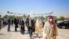 Saudi and French foreign ministers discuss trade relations in Riyadh