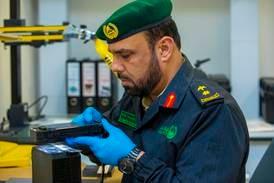 Hi-tech fingerprint scanner to help solve crimes in Dubai