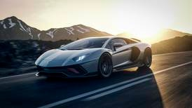 Lamborghini unleashes series-ending Aventador Ultimae LP780-4