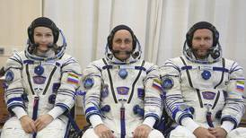 First movie shot in space: Russian film crew set to beat Hollywood with historic flight