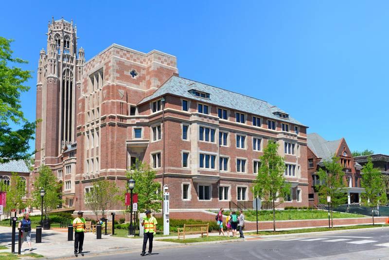 E4B1AD University of Chicago, Illinois
