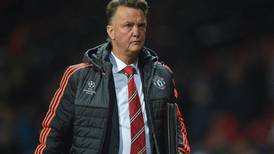 'Relieved, but also proud' Louis van Gaal after resilient Manchester United display