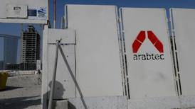 Arabtec more than doubles profit amid debt consolidation and divestment drive