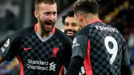 Burnley v Liverpool player ratings: Johann Gudmundsson 3, Will Norris 4; Nathaniel Phillips 8, Mohamed Salah 7