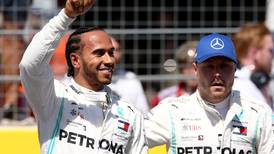 French Grand Prix: Lewis Hamilton concedes 'not an easy track' after clinching pole position
