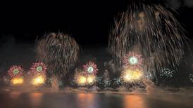 New Year's Eve 2019: Ras Al Khaimah shatters two world records with fireworks display