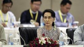 Aung San Suu Kyi has Dublin honour revoked