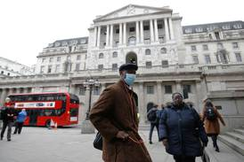 Bank of England warns it will act to contain inflation risk