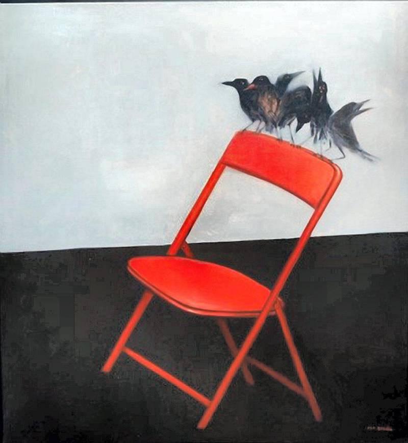 Waiting Chair by Ala Bashir. Courtesy Ala Bashir