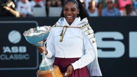 Serena Williams wins Auckland Classic and donates prize money to Australia bushfire relief fund