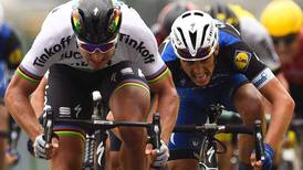 Tour de France results: Peter Sagan times attack to perfection, wins Stage 2