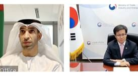 UAE and South Korea in talks to deepen trade ties