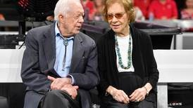 'It's a full partnership': Jimmy and Rosalynn Carter on 75 years of marriage